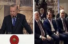 Erdoğan: Şeytani bir kampanya