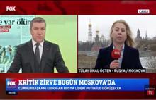 Rus polisinden Türk televizyonuna engel
