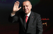 Erdoğan Rusya'ya hareket etti