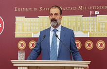 HDP'li Tuma Çelik o iddiayı Meclis'e taşıdı