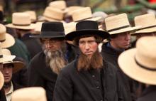 Koronavirüsten haberi olmayan tek topluluk Amişler: Broşürle bilgilendirildiler