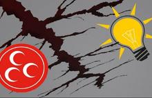 Cumhur İttifakı'nda sert rüzgarlar esiyor