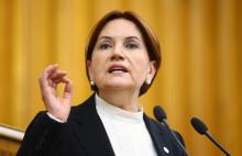 Meral Akşener, Erdoğan'a seslendi: Ülke genelinde 15 günlük karantina ilan edilsin