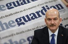 İngiliz basınından çarpıcı Süleyman Soylu yorumu: Dramatik istifa!