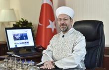 Ali Erbaş'ı eleştiren Ankara Barosuna soruşturma