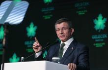 Davutoğlu 200 milyarlık kaynak için uyardı
