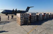 Türkiye'den ABD'ye yardım gidiyor