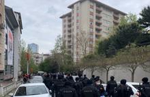 DİSK'e polis müdahalesi