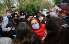DİSK Başkanı Çerkezoğlu ve 25 işçi gözaltına