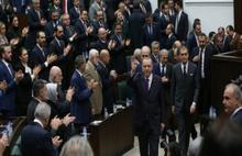AKP'de moral bozan anket...