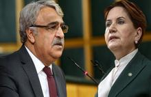 HDP'li Sancar'dan İYİ Parti'ye şok suçlama: AKP'yle yakınlaşmak için....