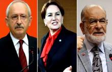 Erdoğan'ın Millet İttifakını parçalama planı...