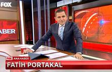 Fatih Portakal'ın evine drone tacizi
