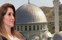 Cami hoparleri olayında Banu Özdemir tutuklandı