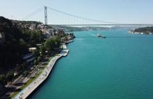 İstanbul manzarası nefes kesti