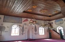 İşte Atatürk'ün kendi parasıyla  yaptırdığı cami..