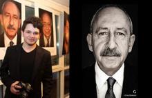 Kılıçdaroğlu fotoğrafı o gencin hayatını değiştirdi