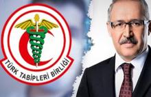 Selvi:Türk Tabipleri Birliği'ni pandemi kurtardı