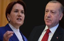 Akşener'den Erdoğan'a: Hayırdır!