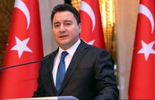 Ali Babacan, erken seçim için tarih verdi