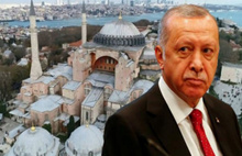 AKP'nin Ayasofya anketi sonuçlandı