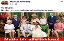 AKP'li yöneticiden fotoşoplu çirkin paylaşım