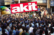 Akit'ten Sivas Katliamı sanıklarına övgü