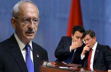 Kılıçdaroğlu'ndan dikkat çeken Davutoğlu ve Babacan yorumu