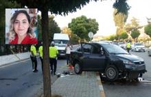 Trafik kazasının ardında kadın cinayeti çıktı