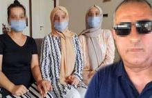 3 kızına tecavüz eden sapık tahliye edildi