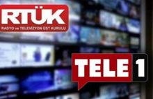 Tele-1 ekranı 5 gün karardı
