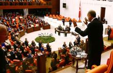 Meclis açılışı için test şartı!