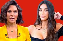Ece Üner 'in Kim Kardashian 'a  cevabı gündem oldu
