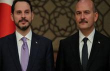 Bomba Berat Albayrak ve Süleyman Soylu iddiası!