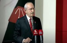Kılıçdaroğlu: Sözde Cumhurbaşkanı demeye devam edeceğim