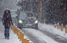 Ankara'ya kar yağıyor!