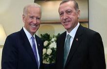 Biden Erdoğan'ın tebrik mektubuna yanıt vermedi