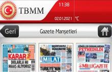 Sözcü gazetesi TBMM'nin haber aplikasyonundan çıkarıldı