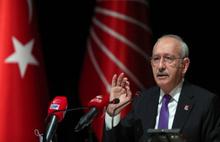 Kılıçdaroğlu ev emekçisi kadınların dertlerini dinledi