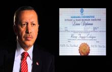 CHP'li Ayaydın: Erdoğan'ın Diploması Sahte Değil