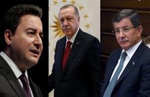 Şok İddia:AKP'den kaç vekil DEVA ve Gelecek Partisi'ne geçecek?