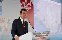 İmamoğlu'ndan Erdoğan'a: İstanbul 1'den Büyüktür