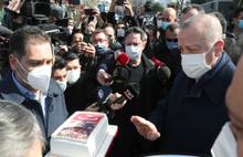 Bildirici :Erdoğan'a Çanak Soru Sormak İçin Gazetecilik Sınırları Zorlanıyor