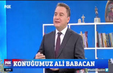 Ali Babacan: İstiyorlar ki insanlar sokaklara dökülsün