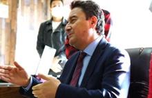 Babacan'dan vatandaşa ATV örneği: Çok uzağa gitmeyin