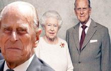 Kraliçe'nin eşi Prens Philips Hayatını Kaybetti