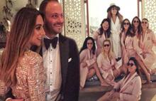 Yas Bitti, Mine Başaran'ın Nişanlısı Evleniyor