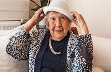 Muazzez İlmiye Çığ Uzun Ömrün sırrını açıkladı: Keyfime Göre Yaşıyorum