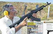 Bildirici : Hakan Çelik Silah Firması Tanıttı, Tüfekli Fotoğraf çektirdi