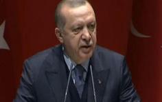 Erdoğan'dan ahlaksız iddiaya sert cevap